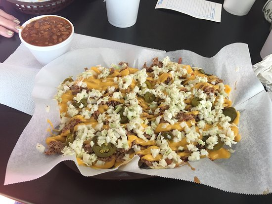 Kennett, MO: Awesome nachos!!