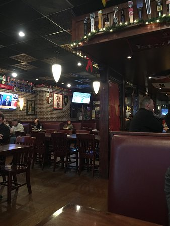 Photo of American Restaurant The British Bulldog Pub at 1220 Bower Pkwy, Columbia, SC 29212, United States