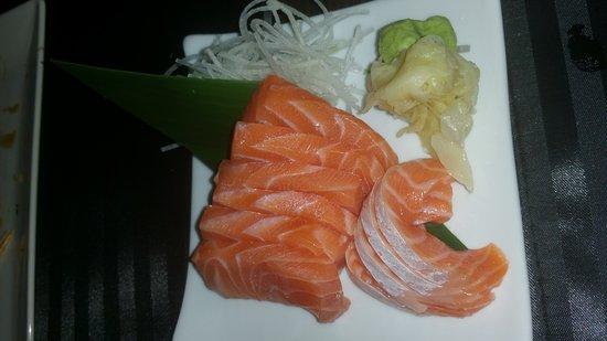 Wonderful, fresh and authentic sushi