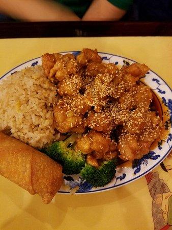 Ginger Asian
