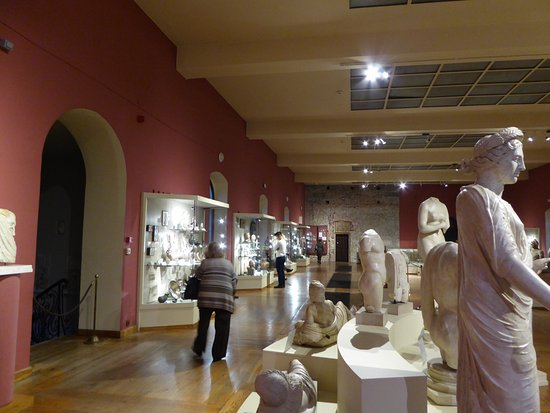 Museum of Ancient Art: Interior