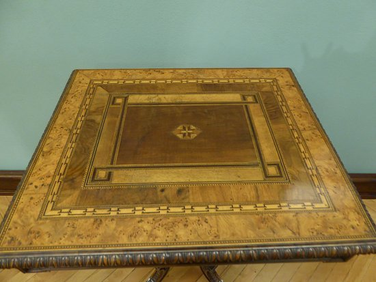 cool inlay table picture of house of jan matejko krakow national rh tripadvisor com
