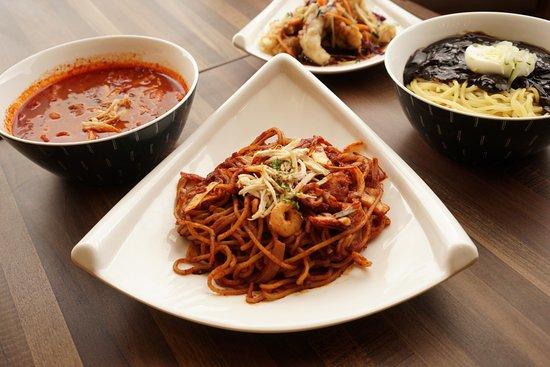 bing go korean foods