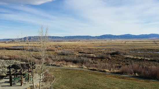 Genoa, NV: A room with a view!