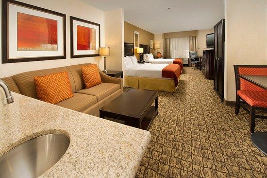 Elkridge, Μέριλαντ: Queen Bed Guest Room