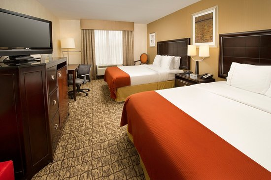 Holiday Inn Express Hotel & Suites Columbia East - Elkridge: Double Bed Guest Room