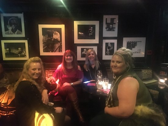 Photo of Bar Ronnie Scott's Jazz Club at 47 Frith Street, London W1D 4HT, United Kingdom