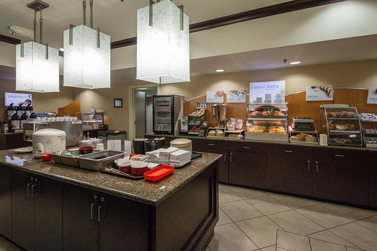Holiday Inn Express Columbus - Dublin: Express Start Hot Breakfast Buffet