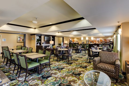 Holiday Inn Express Columbus - Dublin: Restaurant