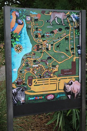 Zoo Map   Picture of Oklahoma City Zoo, Oklahoma City   TripAdvisor