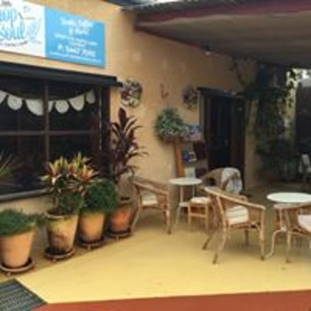 You'll find us down Maple Lane set away from the busy main street of Cooroy.