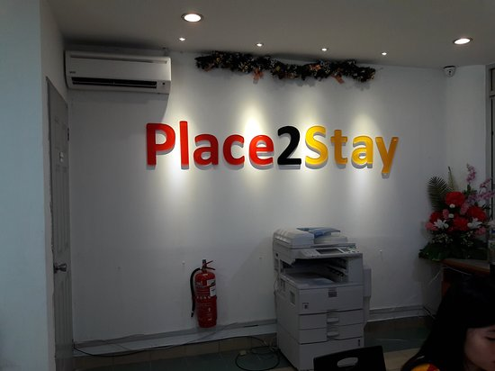 Place2Stay @ Kenyalang