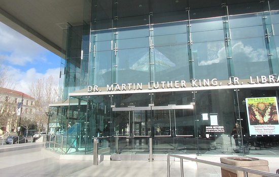 ‪Dr. Martin Luther King, Jr. Library‬