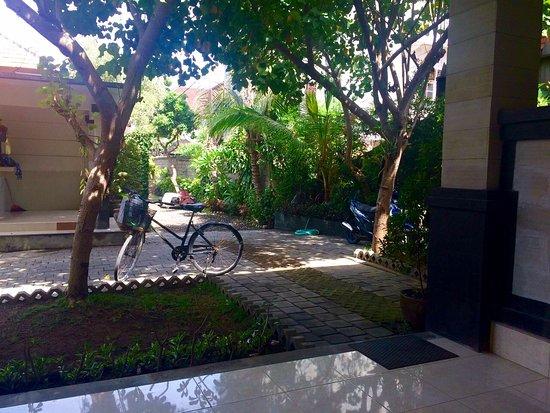Rita Hotel : терраса или балкон, в зависимости от этажа