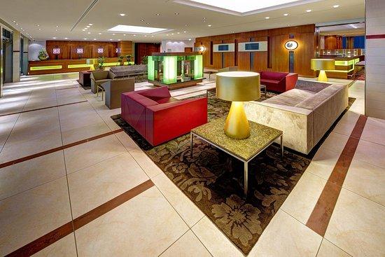 希爾頓花園法蘭克福空港酒店