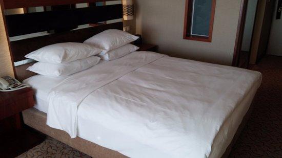 Hilton ParkSA Istanbul: 침대