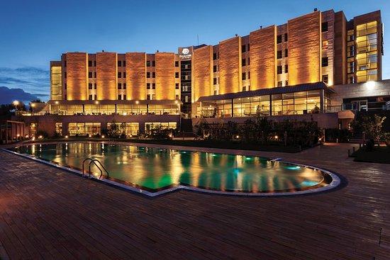DoubleTree by Hilton Avanos - Cappadocia: Hotel Exterior