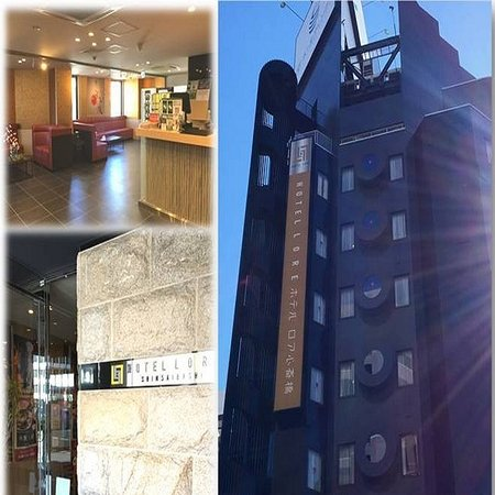 Hotel Lore Shinsaibashi