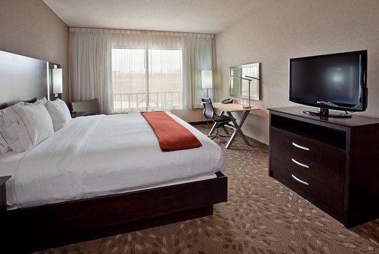Holiday Inn Express Saint Robert-Fort Leonard Wood: King Bed Guest Room