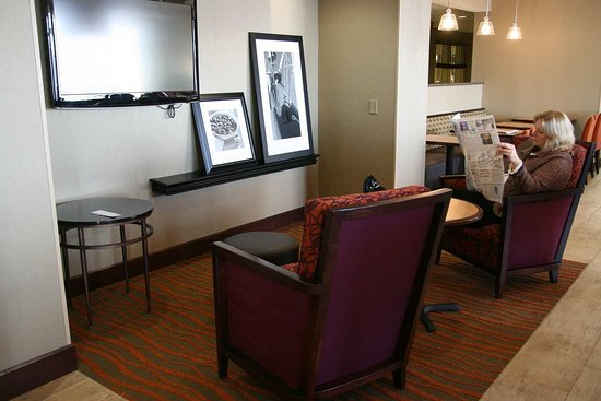 Hampton Inn Bath Brunswick: Lobby
