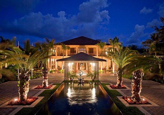 The St. Regis Bahia Beach Resort: Plantation House