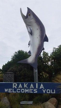 Rakaia, نيوزيلندا: モニュメント