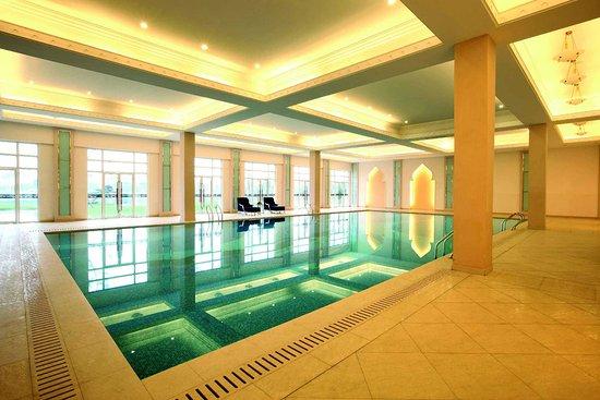 Wuhu, Chiny: Swimming Pool