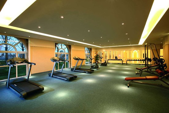 Wuhu, China: Gym