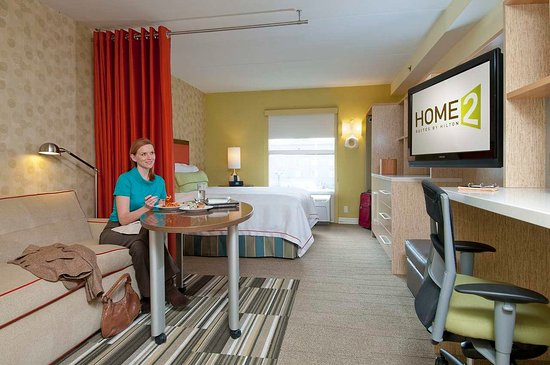 Home2 Suites By Hilton Salt Lake City/Layton, UT: All rooms are Suites