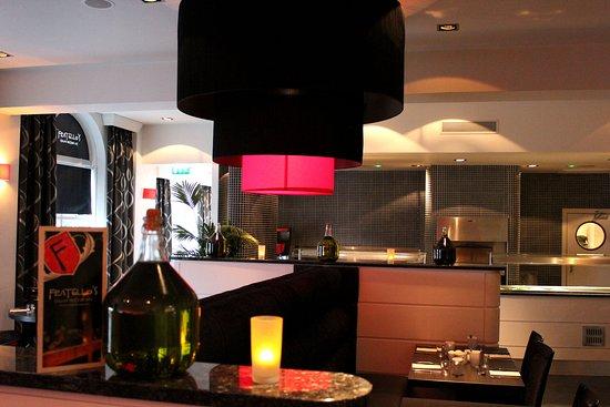 Scotch Corner, UK: Fratello's Restaurant