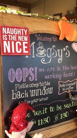 Flin Flon, Canada: Mugsy's Deli
