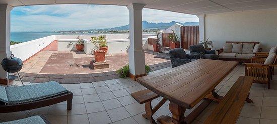 Gordon's Bay, Sudáfrica: Penthouse Suite terrace