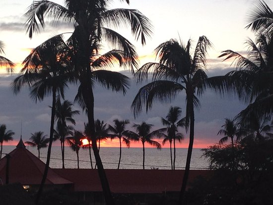 Uncle Billy's Kona Bay Hotel: 4th floor room view