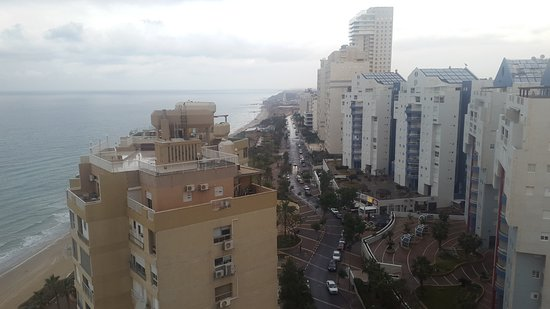 Seasons Netanya Hotel: טיילת ניצה