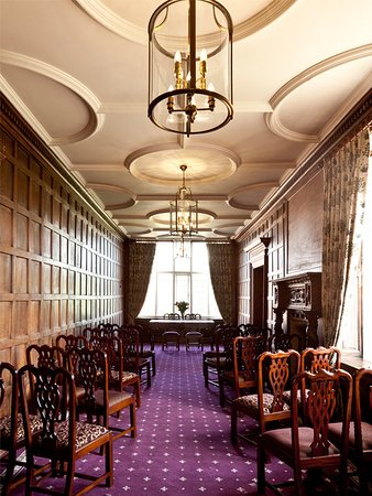 Castle Bromwich Hall Hotel: Meeting Room