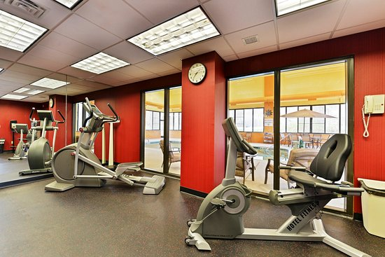 Painted Post, NY: Fitness Center