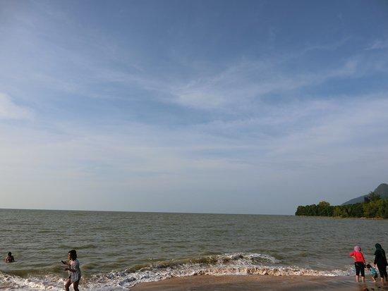 Damai Beach Resort: Damai's view and scenery
