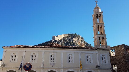 Church of Ayios Georgios : vista externa