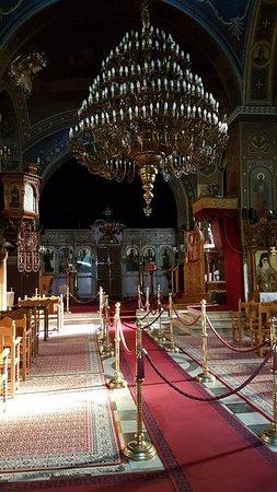 Church of Ayios Georgios : interior