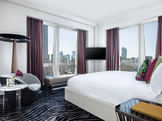 comfort plus review of langham place new york new york city tripadvisor. Black Bedroom Furniture Sets. Home Design Ideas