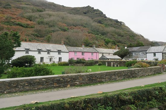 Beautiful views around Boscastle