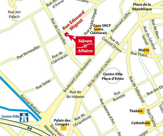 Hotels In Reims With Parking