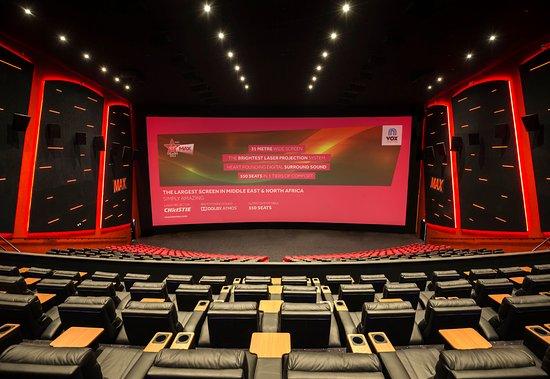 تعليقات حول Vox Cinemas د بي الإمارات العربية المتحدة