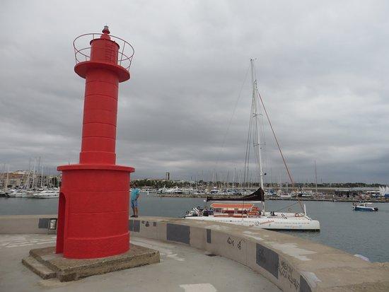 El Faro Rojo