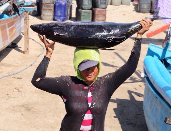 Jimbaran Fish Market: July 2016