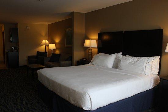 Lebanon, VA: Guest Room