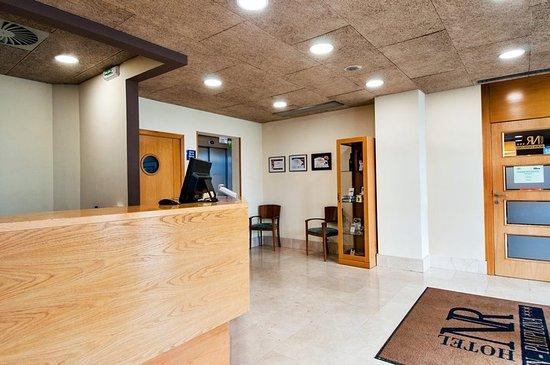 Hotel NR Noain - Pamplona : 623415 Lobby