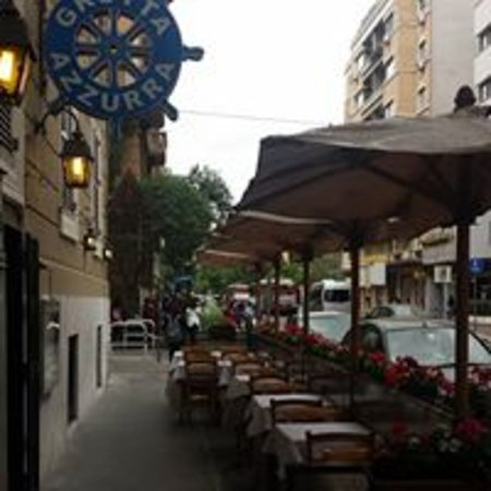 Photo of Seafood Restaurant Grotta Azzurra at Via Cicerone, 62a, Rome 00193, Italy