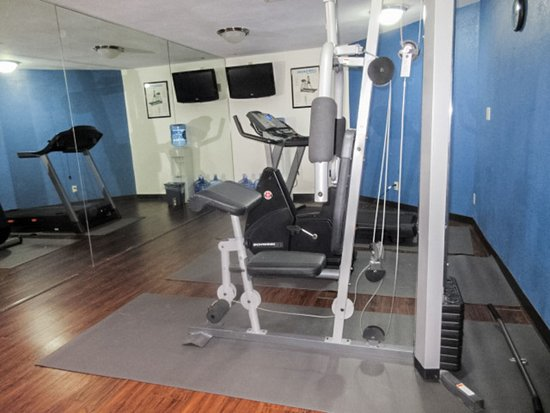 Quality Inn & Suites: Exercise Room