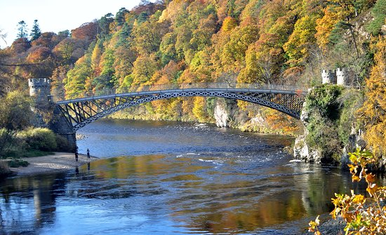 Elgin, UK: Beautiful Speyside